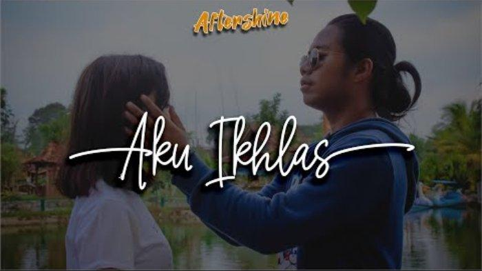 Chord Gitar Aku Ikhlas - Aftershine feat Damara De, Kunci F: Yowes Rapopo Rasah Digetuni