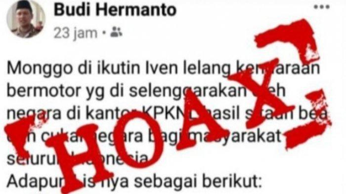Awas Jadi Korban Penipuan, Ada Akun FB Palsu Catut Nama Kapolresta Malang Kota, Ajak Ikut Lelang