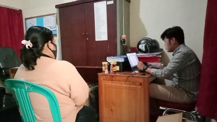 Pemilik Akun FB Rian Saputra  Dilaporkan ke Polisi oleh Istri Anggota DPRD Mamasa