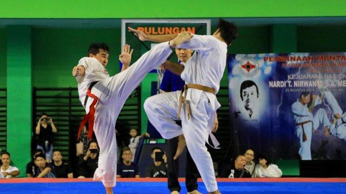 Atlet Karate Iran Pingsan Kena Tendang, Tapi Dapat Medali Emas di Olimpiade Tokyo Jepang