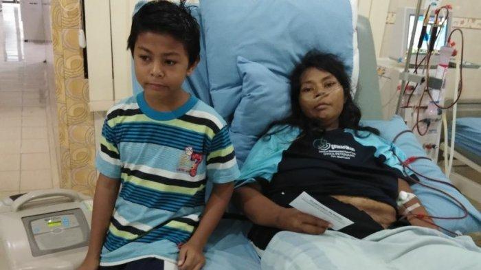 Sedihnya! Bocah 10 Tahun Asal Magelang Ini Berbulan-bulan Sendirian Urus Ibunya yang Terbaring Sakit