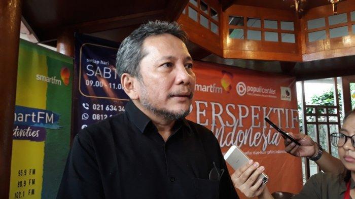 Komisioner Ombudsman Alamsyah Saragih (Theresia Felisiani/Tribunnews.com)