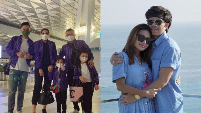 Anang Hermansyah dan Ashanty Boyong Keluarga ke Dubai Tanpa Aurel, Ini Alasannya