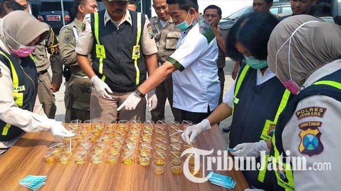 Alasan Izin Sakit dan Lepas Dinas, Belasan Anggota Satpol PP Jombang Pilih Mangkir Tes Urine