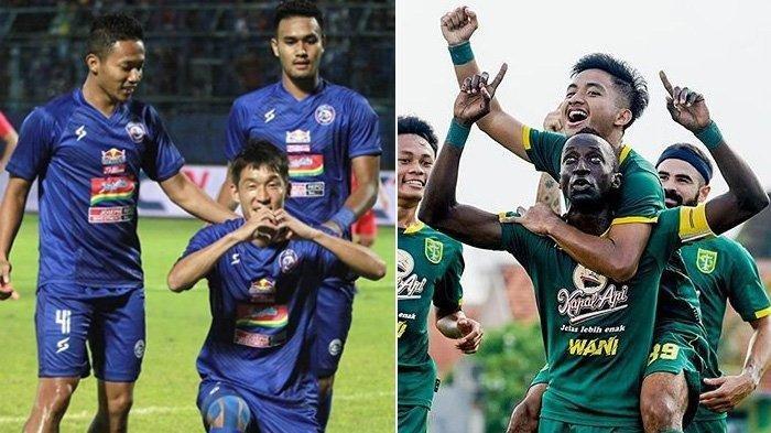 Alasan Laga Arema FC Vs Persebaya Surabaya Pindah ke Blitar & Tanpa Penonton, Simak Rapor Kedua Tim