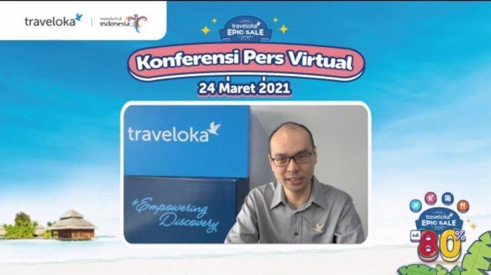 Traveloka EPIC Sale 2021 Sukses Gaet 5 Juta Pengunjung, Himpun 27.470 Mitra