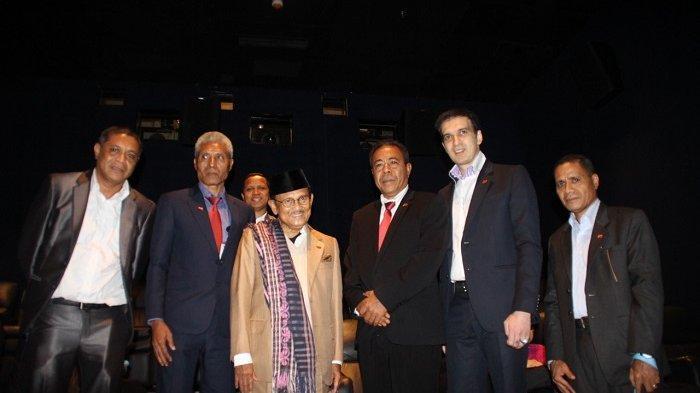 Dubes Timor Leste Cerita Kenangannya Bersama BJ Habibie, Dari Makan Bersama Hingga Nonton Bareng