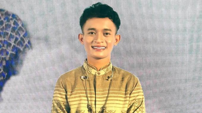Rillis Single Religi Ketiga, Aldiv Merasa Beruntung Nyanyikan Lagu Krishna Balagita Eks ADA Band