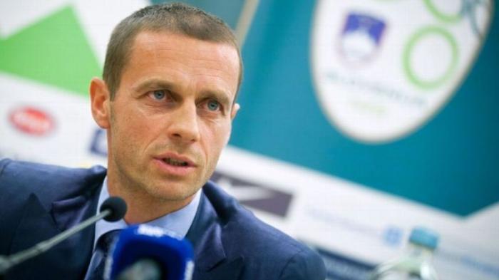 Presiden Sepak Bola Slovenia Aleksander Ceferin terpilih menjadi Presiden UEFA.