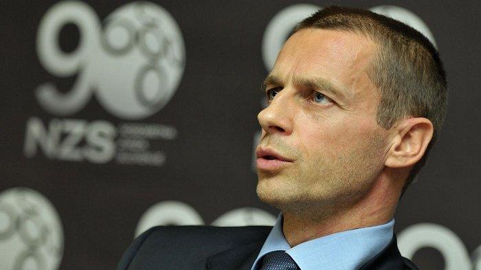 Kontroversi European Super League, Presiden UEFA Sebut Bos Man United dan Juventus Bak Ular