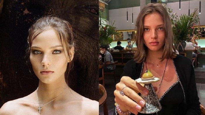 Alesya Kafelnikova Sayangkan Masyarakat yang Anggap Posenya dengan Gajah di Bali Vulgar, Tulis Maaf
