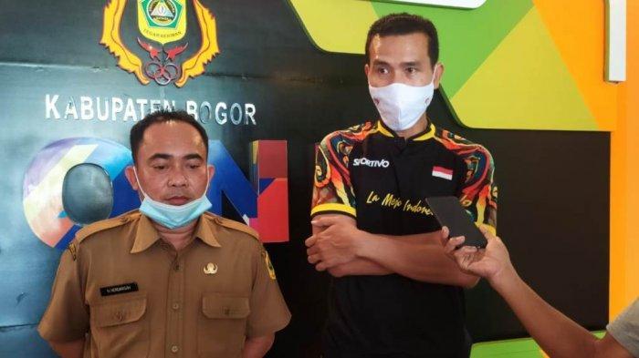 Tim Voli Kabupaten Bogor Terkendala Fasilitas Latihan Jelang Kualifikasi Porprov XIV Jabar 2021