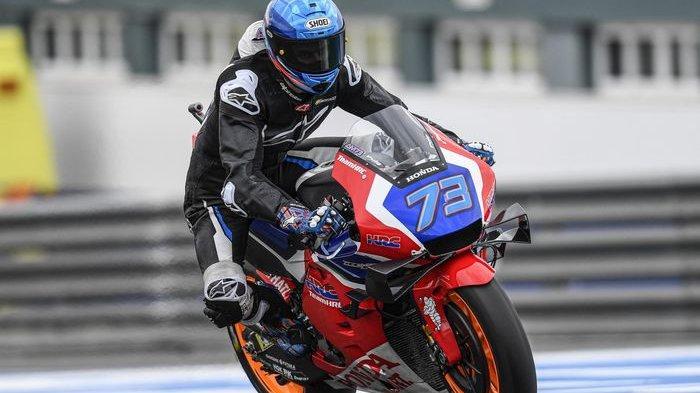 Adik Marc Marquez Tak Mau Tes Pakai Motor Repsol Honda Versi Jorge Lorenzo