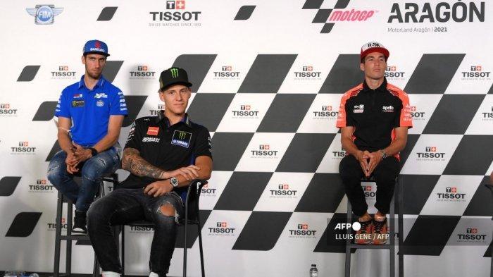 Teror Ducati & Bagnaia Makin Nyata, Quartararo Tetap Pede Sabet Gelar Juara Dunia MotoGP 2021