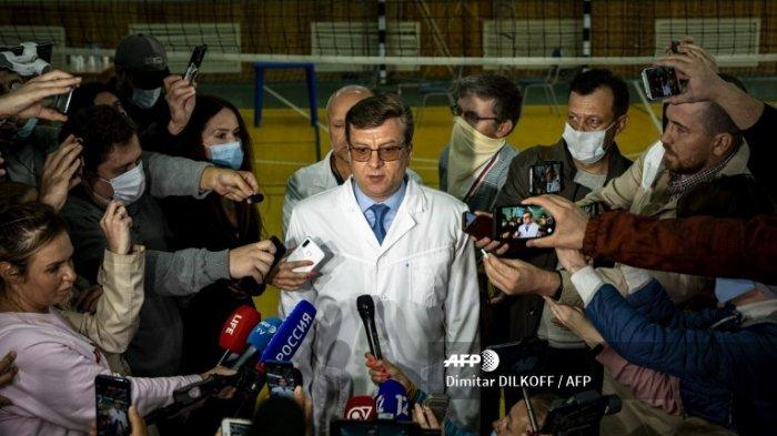 Mantan Dokter Kepala di Rumah Sakit Siberia yang Rawat Alexei Navalny Dilaporkan Hilang