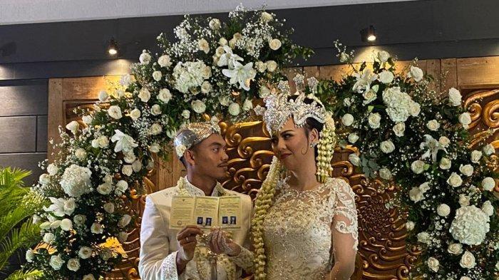 Alfath Faathier, Bek Persija Jakarta melangsungkan Pernikahan
