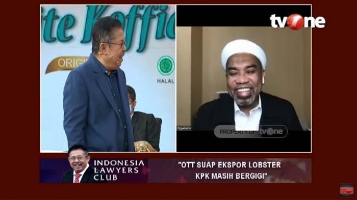 Respons Ali Ngabalin saat Dicurigai Karni Ilyas sebagai Intel KPK soal Penangkapan Edhy Prabowo