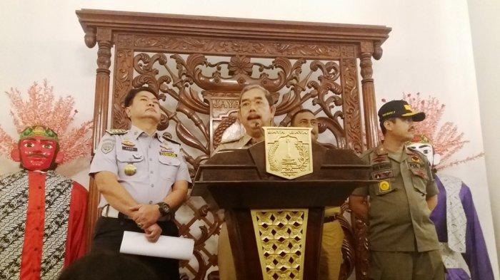 Wali Kota Jakarta Pusat Tak Tahu Massa Yang Hadir Dalam Pesta Rakyat di Monas Capai 100 Ribu Orang