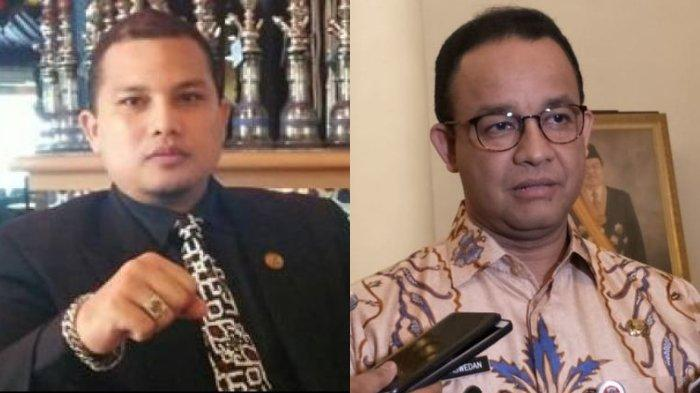Kritik Ali Lubis untuk Anies Berujung Peringatan dari Gerindra, PDIP Siap Menampung jika Dipecat