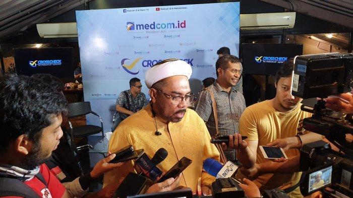 Tenaga Ahli Utama Kantor Staf Presiden (KSP) Ali Mochtar Ngabalin