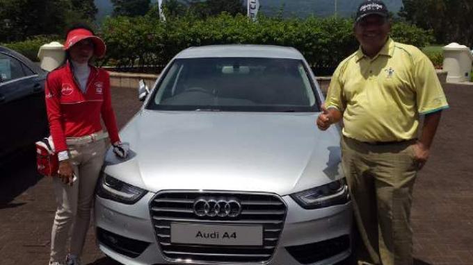 Mobil Audi A4