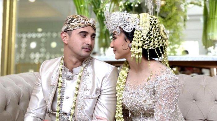 Fakta-fakta Pernikahan Ali Syakieb dan Margin Wieheerm: Mahar Sesuai Tanggal Menikah
