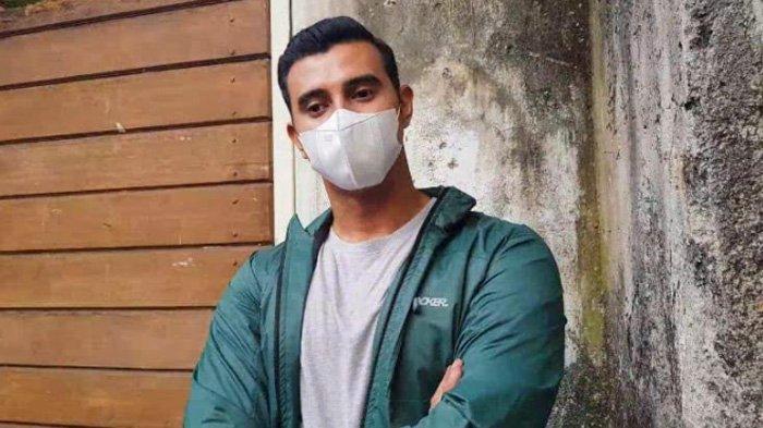 Ali Syakieb ketika ditemui di kawasan Jakarta, Jumat (23/7/2021).