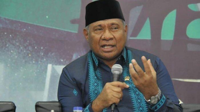 Rapat Paripurna, DPR Lantik Anggota PAW Gantikan Almarhum Ali Taher dari Fraksi PAN