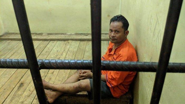 Pengakuan Tukang Cukur yang Bunuh Balita 4 Tahun Anak Pacarnya, Mengaku Mendapat Bisikan Setan