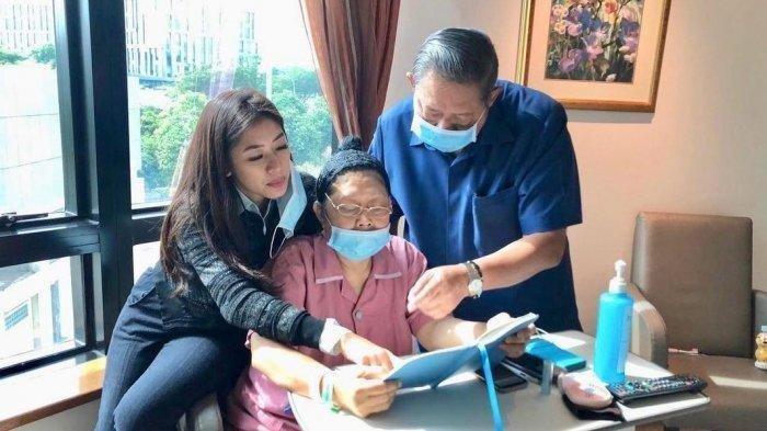 Mimpi Mantu SBY di 6 Bulan Wafatnya Ani Yudhoyono, Istri Ibas Menangis: Kami Semua Belum Tersadarkan