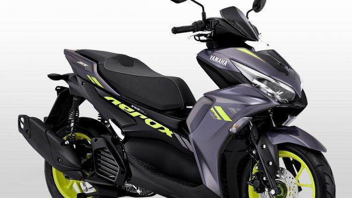 Daftar Harga Motor Matic Bulan September 2021: Yamaha Aerox & Mio Series