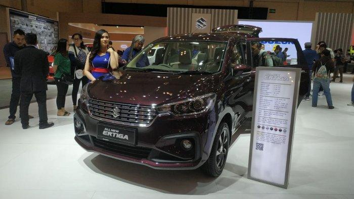 All New Ertiga dan New Carry Pick Up Kontributor Terbesar SPK Suzuki di GIIAS 2019