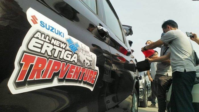Suzuki Ajak Media Ngetes Iritnya All New Ertiga dari Cikarang ke Cirebon