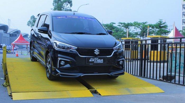 Suzuki Luncurkan Minor Change Beberapa Model Kendaraan Penumpang di Semester II 2021