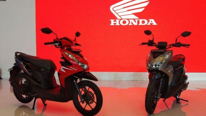 Cek Harga Dan Simulasi Kredit Honda All New Beat November 2020 Tribunnews Com Mobile