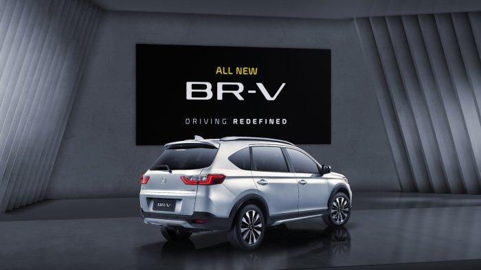 Honda Targetkan 40.000 Unit All New Honda BR-V Terjual di 2022