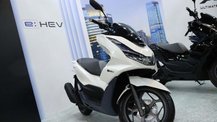 All New Honda PCX e:HEV