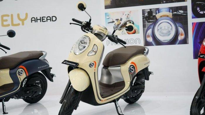 All New Honda Scoopy 1