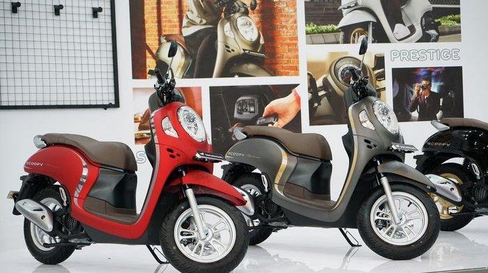 Cek Daftar Harga Motor Matik Honda Terbaru Per Desember 2020 Termurah Ada Honda Beat Cbs Tribunnews Com Mobile