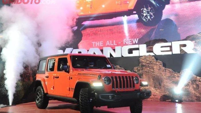 Spesifikasi Jeep Wrangler Rubicon Harga Mulai Rp 1,65 Miliar, Kenali Juga 4 Tipe Wrangler Lainnya