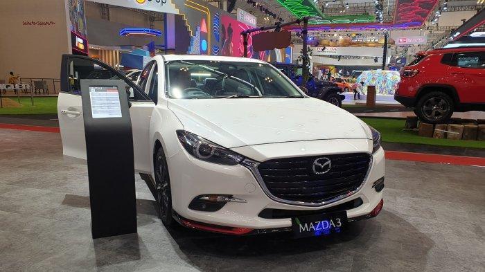 Mazda 3 Resmi Meluncur Di Giias 2019 Harga Mulai Dari Rp 490 Jutaan Tribunnews Com Mobile