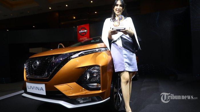 Nissan Livina Dinobatkan sebagai Mobil Pilihan Pengunjung Telkomsel IIMS 2019