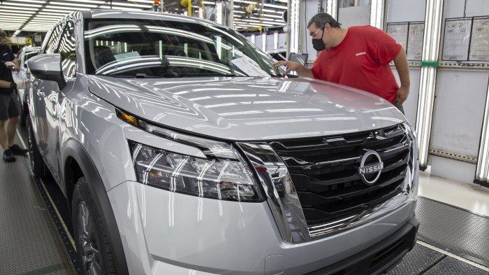 Jelang Peluncuran, All New Nissan Pathfinder Mulai Produksi