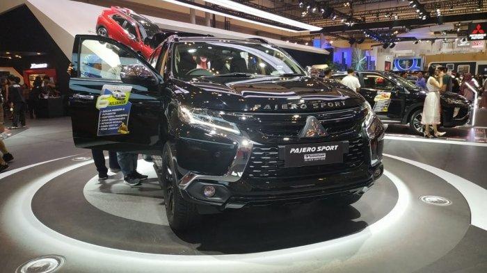 Mitsubishi Optimistis Capai Target Jualan 4.000 Unit di GIIAS