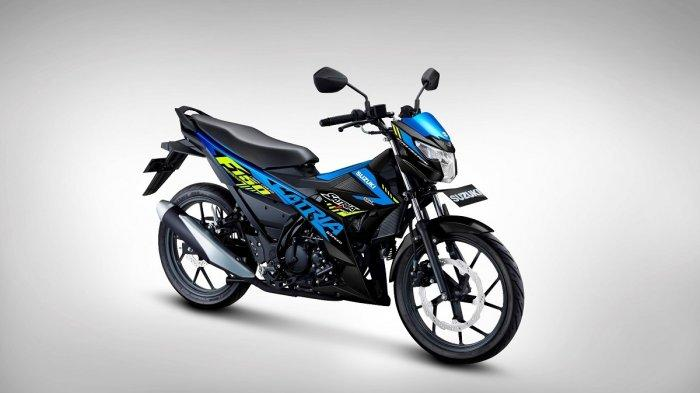 Makin Ngacir, All New Satria F150 Kini Punya Baju Baru, Harganya Tetap Segini
