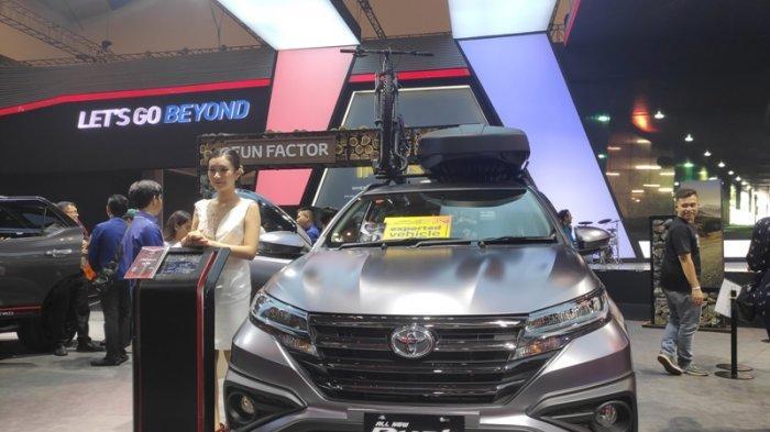 Toyota Kantongi SPK 6.128 Unit Selama GIIAS 2019, Avanza Masih Jadi Raja