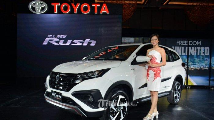 Tempuh sampai 50 Ribu Km, Total Biaya Servis Toyota Rush Kurang Rp 3 Juta
