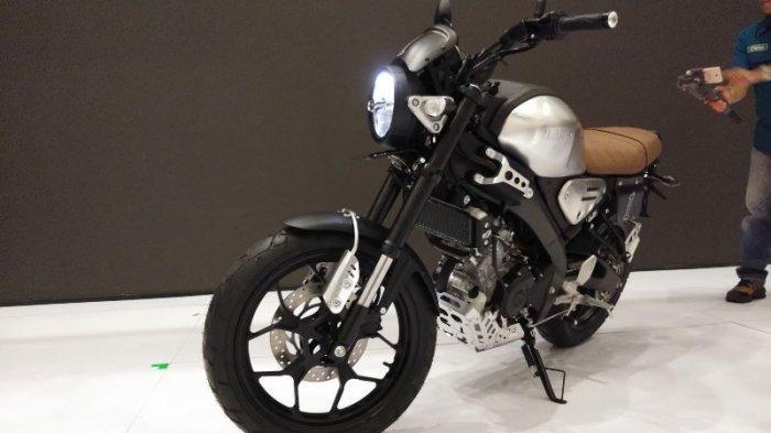 Aksesori Ini Bikin Tampilan Yamaha All New XSR 155 Lebih Gagah