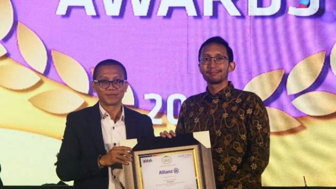 Allianz Indonesia Raih Lima Penghargaan Hingga April 2019