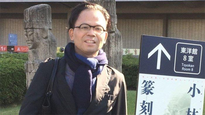 Almarhum Toshio Akagi, pada waktu itu 54 tahun (2018).